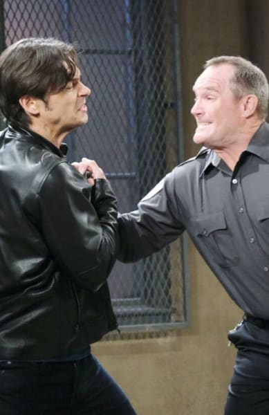 Xander is Desperate - Days of Our Lives