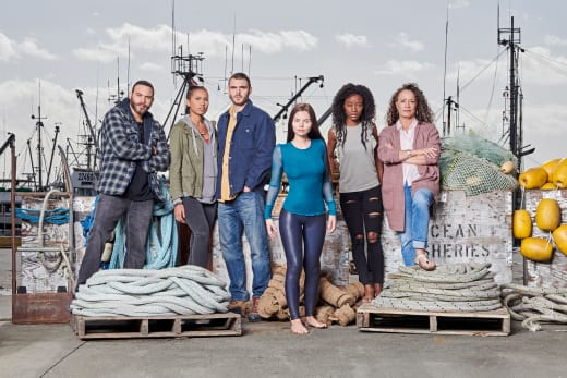 Cast of Freeform's Siren