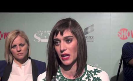Lizzy Caplan Teases Masters of Sex