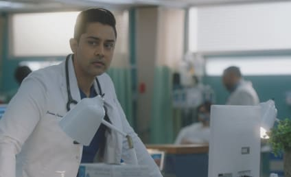 The Resident's Manish Dayal on Devon's Tragic Loss and Powerful Journey & Transformation!