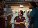 In the Bed - Chicago Med