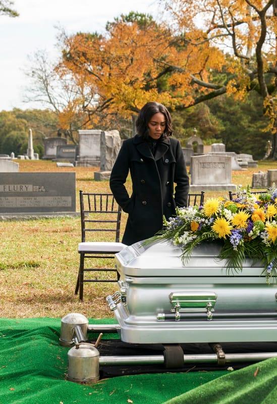 Khalil's Funeral - Black Lightning Season 2 Episode 12