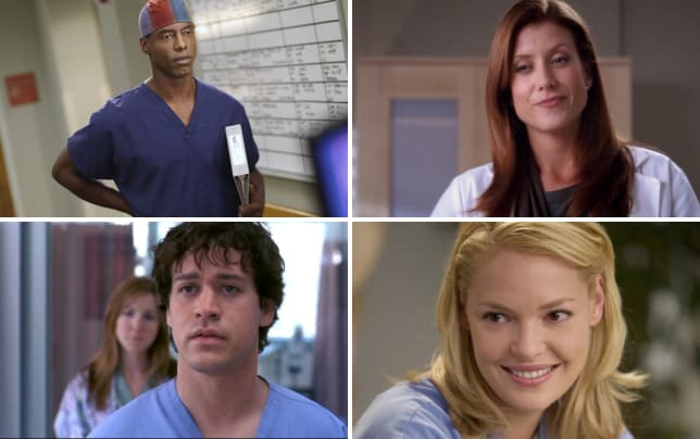 9 main characters who left greys anatomy preston burke