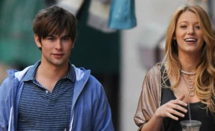 Gossip Girl Photos From the Set