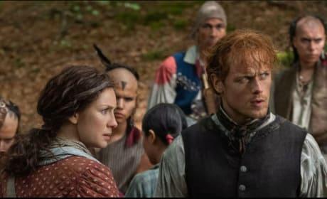 Rescuing Roger - Outlander