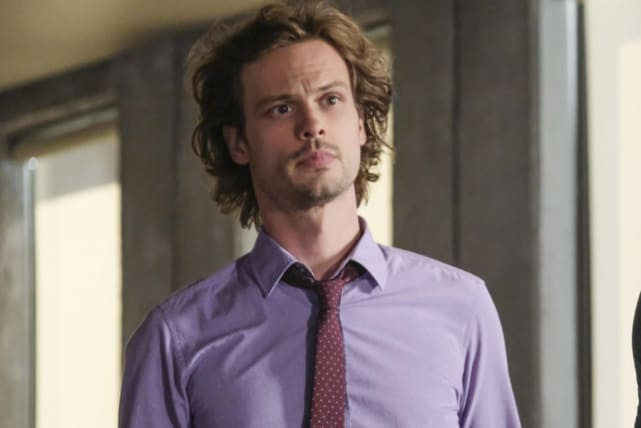 Matthew Gray Gubler - Criminal Minds