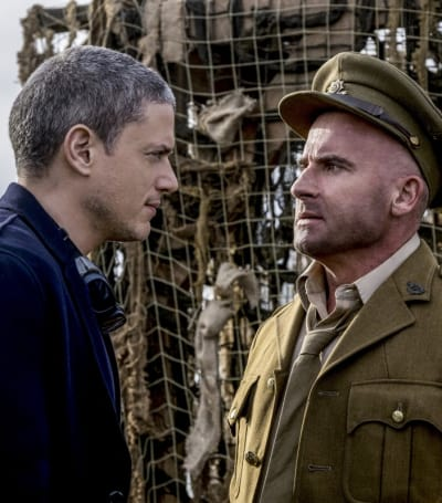 Use the Spear - DC's Legends of Tomorrow Season 2 Episode 15