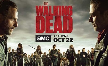 The Walking Dead Season 8 Poster