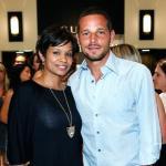 Justin Chambers and Keisha Chambers Photo
