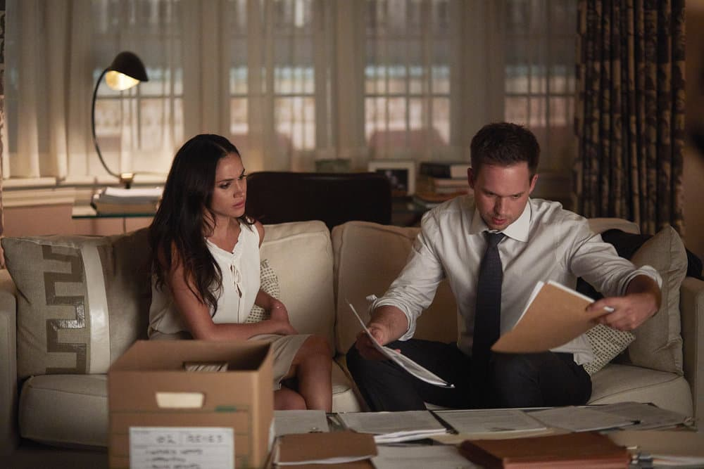 Suits Watch TV Online - TV Fanatic