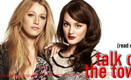 Blake Lively & Leighton Meester: Nylon Girls