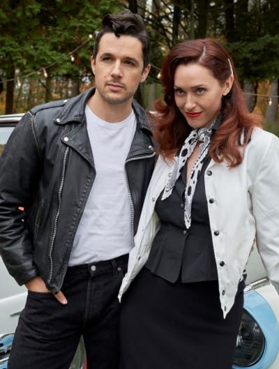 Donovan and Abigail Back in Time - Good Witch Season 7 Episode 2