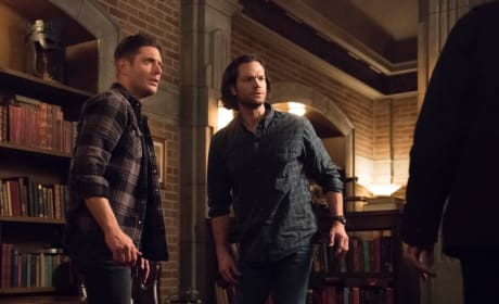 Not as it Seems? - Supernatural Season 14 Episode 13