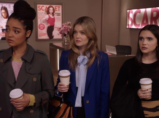 The Bold Babes-Season 3 Episode 10 - The Bold Type