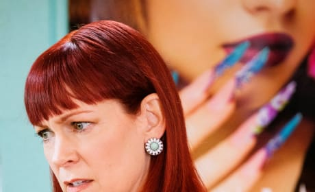 Perplexed Polly  - Claws Season 1 Episode 9
