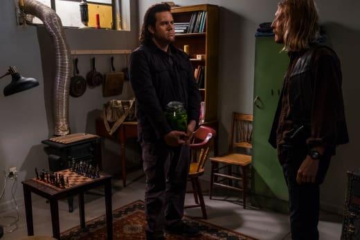 In A Pickle - The Walking Dead Season 8 Episode 5