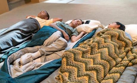Not So Fun Sleepover - The Fosters Season 5 Episode 10