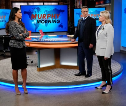 To Interview Or Not To Interview - Murphy Brown