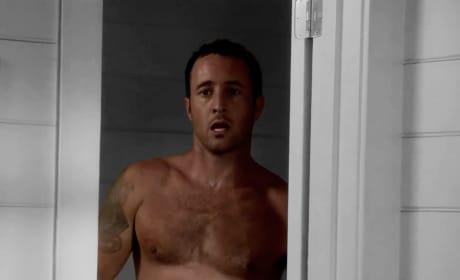 21 Sexy Shirtless Men of TV
