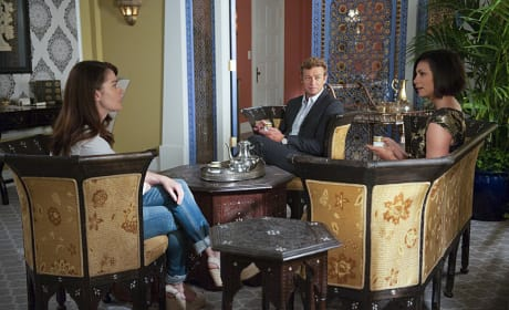 A Cozy Tea - The Mentalist Season 7 Episode 3