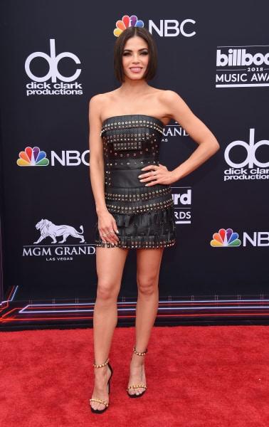 Jenna Dewan Attends BBMAs