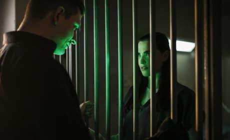 Metallo Visits Lena - Supergirl Season 2 Episode 12