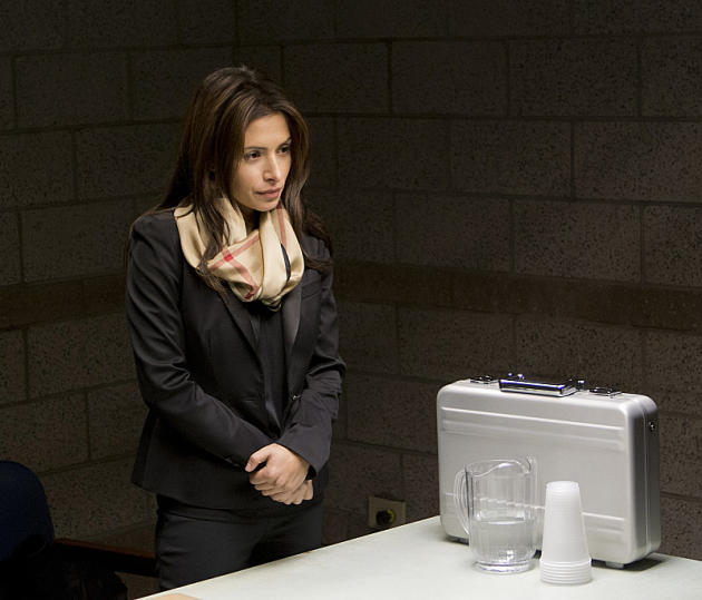 Sarah Shahi on POI