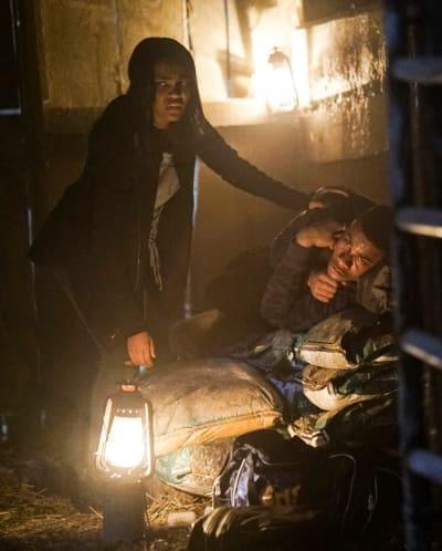 Last Light - Black Lightning Season 2 Episode 9