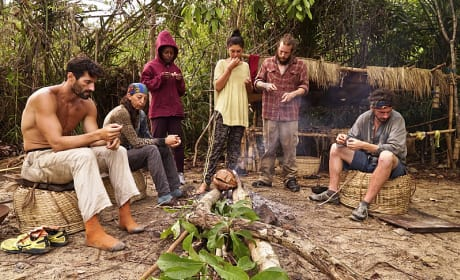 Alliances Are Shuffled - Survivor