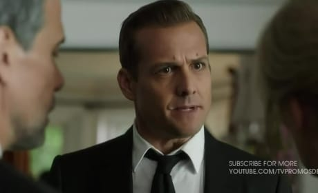 Suits Promo: Harvey Meets His Mother!