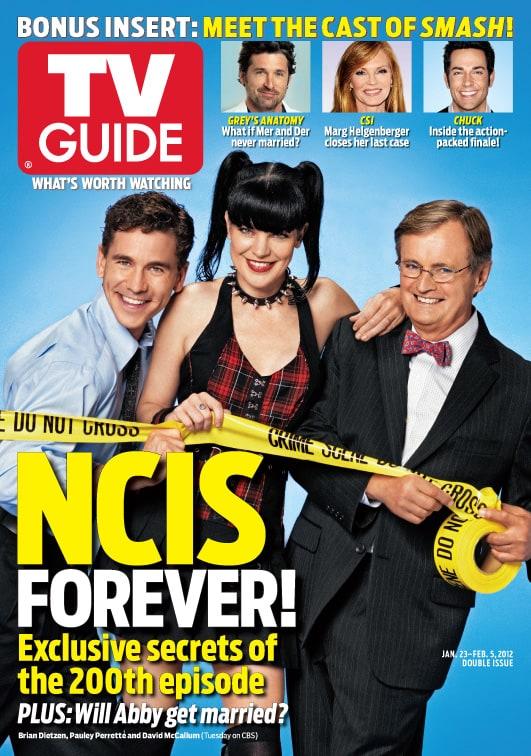 NCIS TV Guide Cover #2