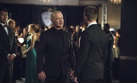 Unexpected Guest - Arrow Season 4 Episode 7