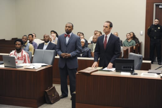 The Bail Hearing - American Crime
