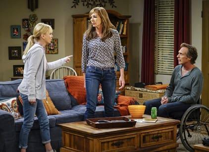 Watch Mom Season 4 Episode 8 Online