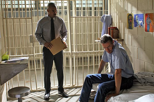Morgan in Prison