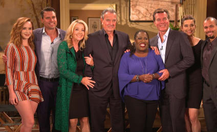 The Young and the Restless Scores Four-Season Renewal at CBS