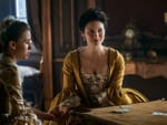 Volunteering Her Time - Outlander
