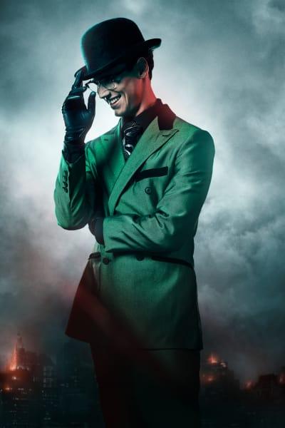The Riddler Returns - Gotham