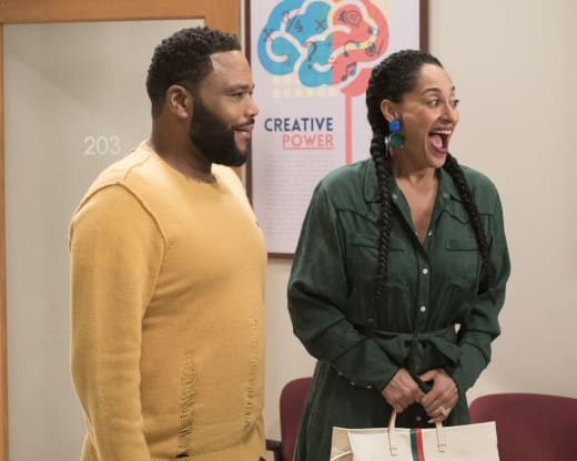 An Aptitude for Chemistry - black-ish