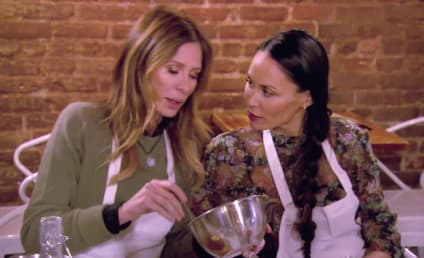 Watch The Real Housewives of New York City Online: Steel Calzones