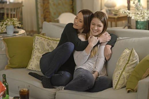 Sisterly Bonding - Supergirl