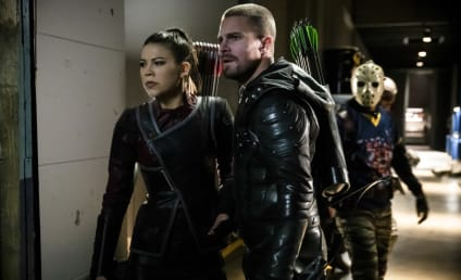 Arrow Season 7 Episode 17 Review: Inheritance