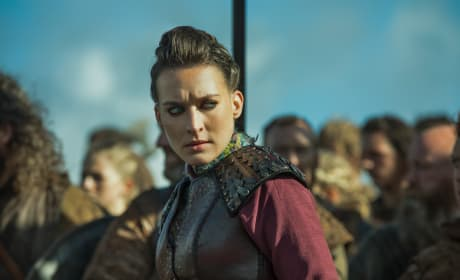 Astrid - Vikings Season 5 Episode 8