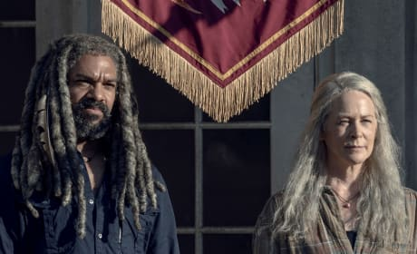 The King and Queen - The Walking Dead Season 9 Episode 13