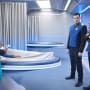 A Discussion On Board - The Orville Season 1 Episode 8