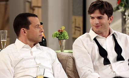 Two and a Half Men Final Season Scoop: Fake Gay Wedding Ahead!