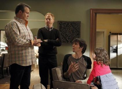 Watch Modern Family Season 4 Episode 15 Online