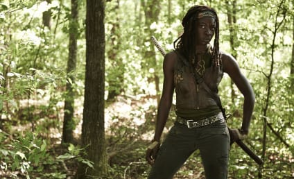 The Walking Dead Shocker: Danai Gurira Quits!