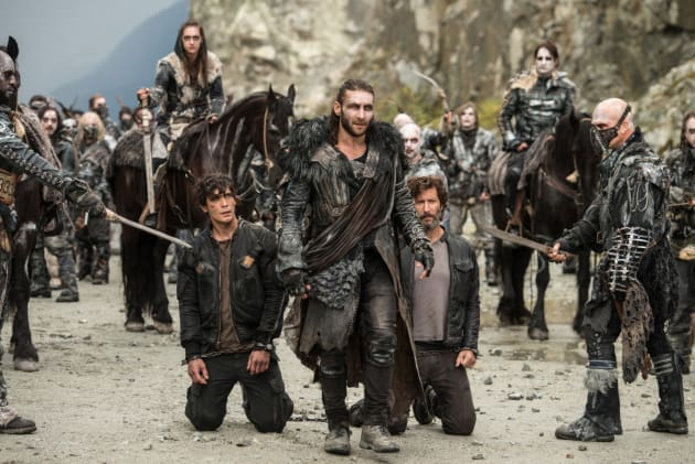 Former Allies – The 100 Season 4 Episode 5