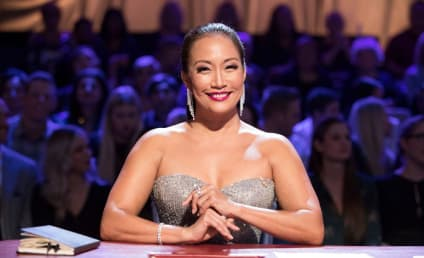 Carrie Ann Inaba Denies Holding a Grudge Against Artem Chigvintsev: 'It's Hysterical'